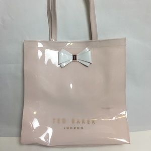 Ted Baker London Tote Pink Large